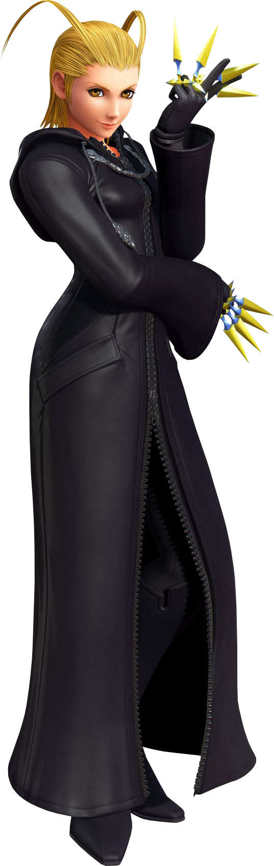 Larxene Kingdom Hearts Wiki The Kingdom Hearts Encyclopedia