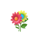 Flower Sticker (Aqua)3.png
