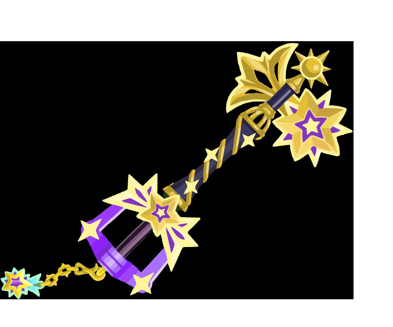Keyblades Lv + Starlight_%28Upgrade_4%29_KHX