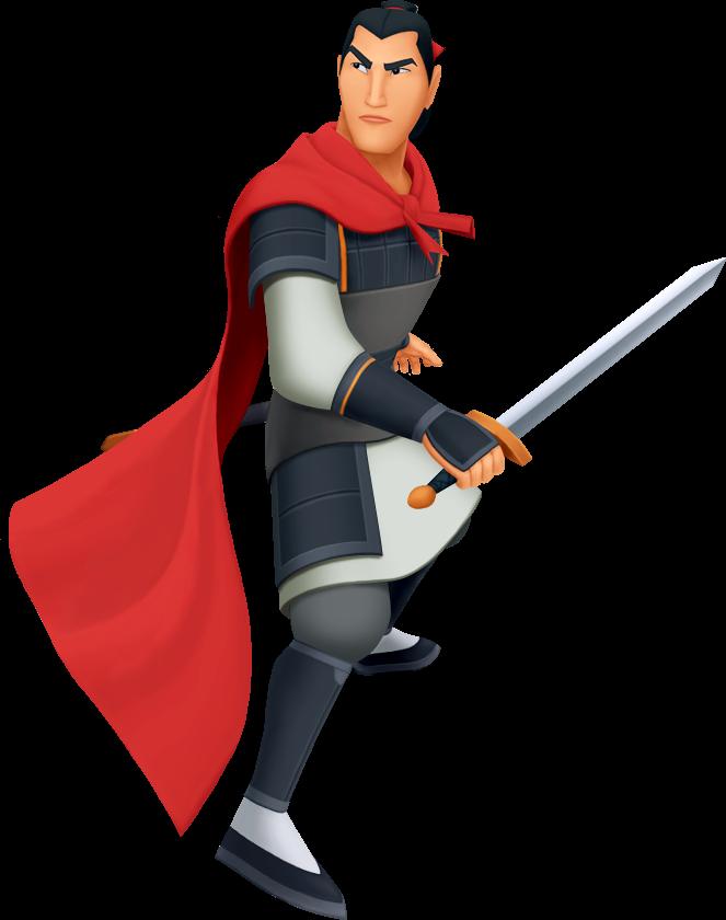 Li Shang Kingdom Hearts Wiki The Kingdom Hearts Encyclopedia