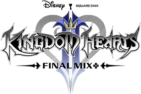 Kingdom Hearts II Final Mix+ Logo KHIIFM.png