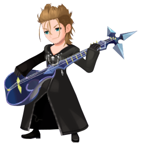 Demyx (Battle) KHUX.png