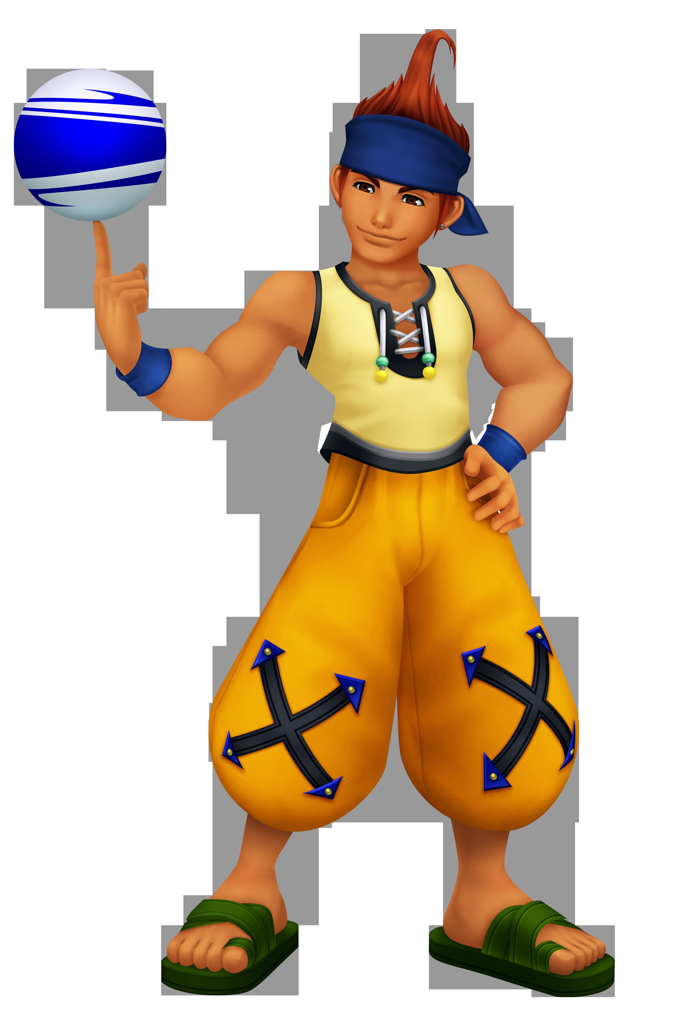 Kingdom Hearts Characters (Slideshow) Quiz - By jencon117