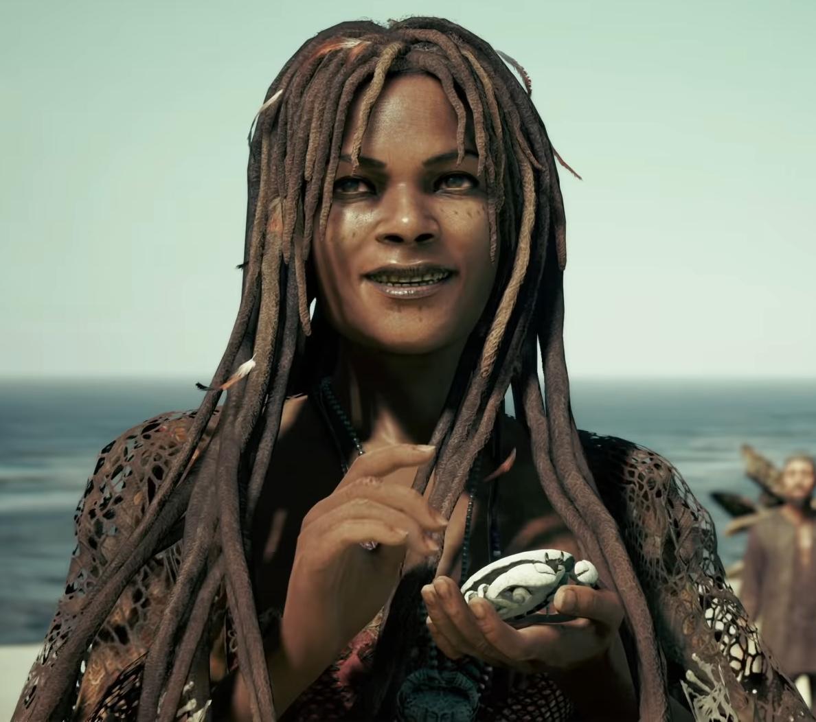пираты карибского моря фото калипсо штате
