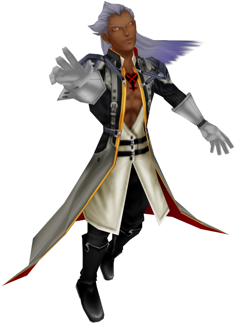 File:Ansem, Seeker of Darkness (Idle Render) KH.png ... Ansem Kingdom Hearts