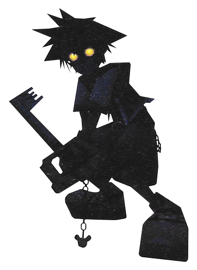Sora's Heartless - True Form KHREC.png