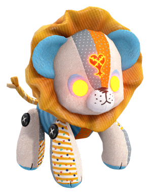 Patchwork Animals (Lion) KHIII.png