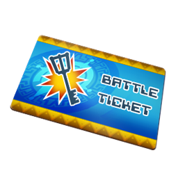 A Battle Ticket