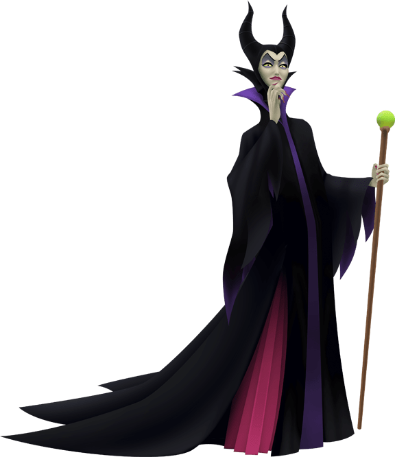 A Wacky Theory About Maleficent Kingdom Hearts Insider