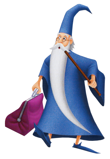 Картинка волшебника из мультфильма