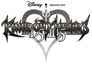 Kingdom Hearts HD 1.5 + 2.5 ReMIX Logo KH.png
