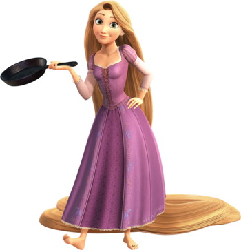 Rapunzel - Kingdom Hearts Wiki, the Kingdom Hearts encyclopedia