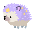 Purple Hedgestar (Spirit) KHUX.png