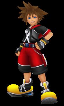 Form:Sora - Kingdom Hearts Wiki, the Kingdom Hearts encyclopedia
