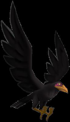 Maleficent S Raven Kingdom Hearts Wiki The Kingdom Hearts