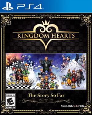 Kingdom Hearts The Story So Far (Reprint) Boxart.png