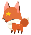 Red Foxstar (Spirit) KHUX.png