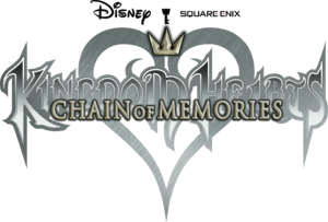 Kingdom Hearts Chain of Memories Logo KHCOM.png