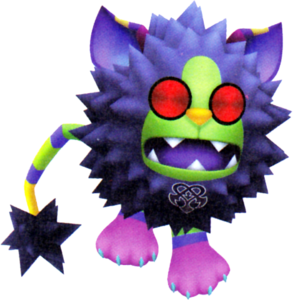 Pricklemane (Nightmare) KH3D.png