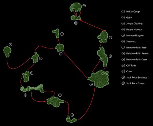 Neverland - Kingdom Hearts Wiki, the Kingdom Hearts encyclopedia