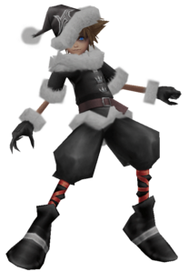 Sora Halloween Costume