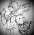 Sora and Chirithy KHUX.png