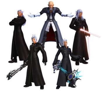Dark Seeker Saga - Kingdom Hearts Wiki, the Kingdom Hearts ...