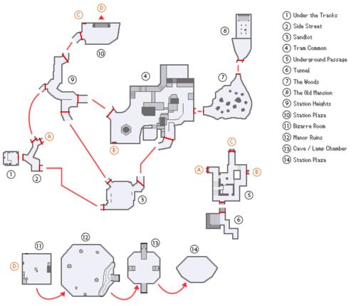 Twilight Town - Kingdom Hearts Wiki, the Kingdom Hearts encyclopedia