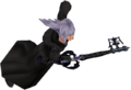 Riku (Blindfolded) (Action Render) KHII.png