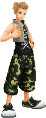 Kingdom Hearts Olette Hayner - Kingdom Heart...