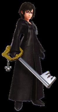 Xion - Kingdom Hearts Wiki, the Kingdom Hearts encyclopedia