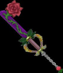 Divine Rose - Kingdom Hearts Wiki, the Kingdom Hearts encyclopedia