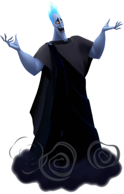 Hades - Kingdom Hearts...