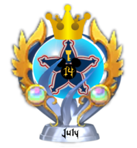 July 2014 Featured User Medal.png