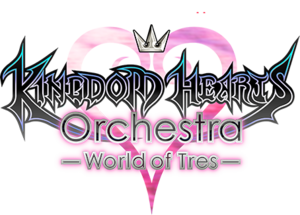 Kingdom Hearts Orchestra -World of Trest- Logo.png