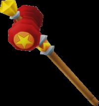 Hammer Staff Kingdom Hearts Wiki The Kingdom Hearts