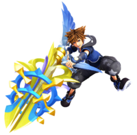 Sora (Element Form) KHIII.png