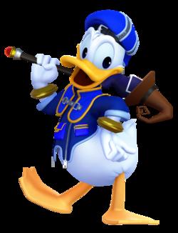Donald Duck S Bird Dogging