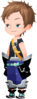 Keyblade Wielder (Casual Blue - Very Short) KHX.png