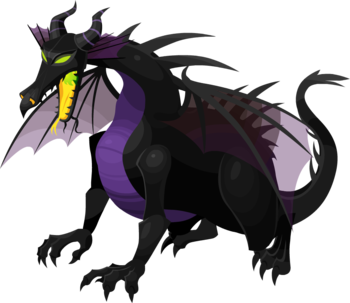 Maleficent (Dragon) KHUX.png