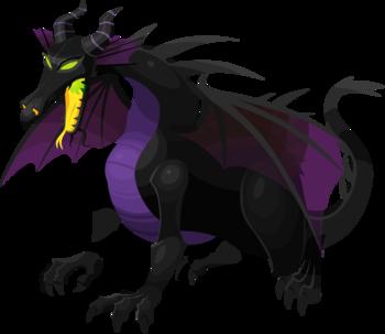 Game:Maleficent (Dragon) - Kingdom Hearts Wiki, the