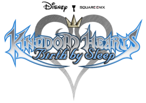 Kingdom Hearts Birth by Sleep Logo KHBBS.png