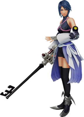 Holland And Holland >> Aqua - Kingdom Hearts Wiki, the Kingdom Hearts encyclopedia