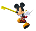Mickey Mouse (Battle) KHII.png