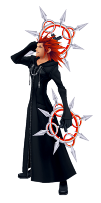 Game Axel Kingdom Hearts Wiki The Kingdom Hearts