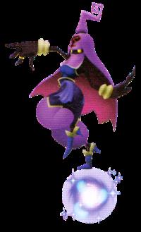 Fortuneteller Kingdom Hearts Wiki The Kingdom Hearts