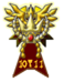 October 2011 Featured User Medal.png