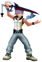 Riku (Battle) KH3D.png