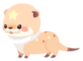 Orange Otterstar (Spirit) KHUX.png