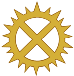 The emblem used for entelechies.